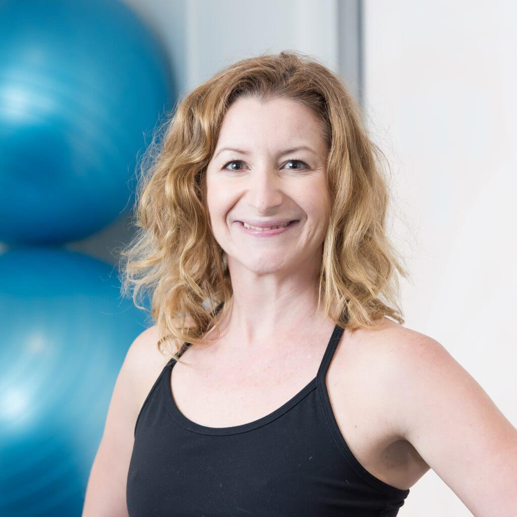 Angela Kenny - Pilates Instructor - The Osteo Clinic
