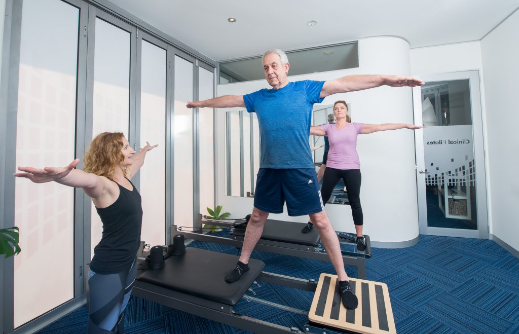 Clinical pilates - The Osteo Clinic